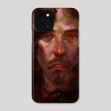 Fading - Phone Case by Lynaiss Art