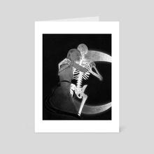 An end - Art Card by Gabrielle Ragusi