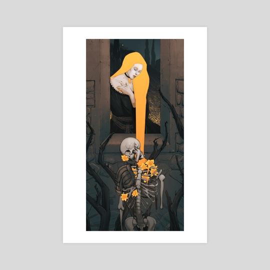 Rapunzel by Taychin Dunn
