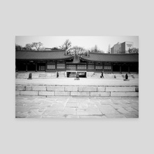 Urban - Korea - DEOKSUGUNG PALACE - Canvas by Devtag Studios