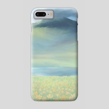 The Lake - #2 - Phone Case by Alisa B.