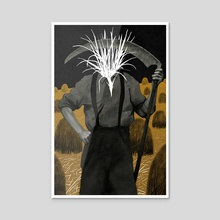 Harvest - Acrylic by Lukas Zglenicki