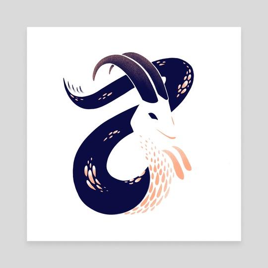 Capricorn by Marina Loeb