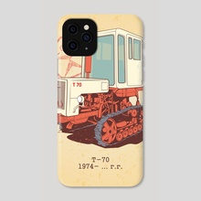 T70 - Phone Case by Alexander Anisenkov