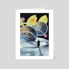 Parallel Universe - Art Card by Lerson