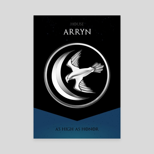 House Arryn by Nikita Abakumov