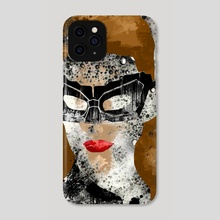 Catwoman - Phone Case by Henri Dimo