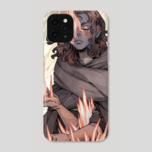 Transmutation - Phone Case by SJ Miller