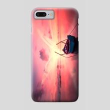 Hawk Spirit - Phone Case by mtforlife