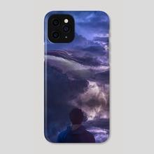 Lightning - Phone Case by Dmitry Morozov