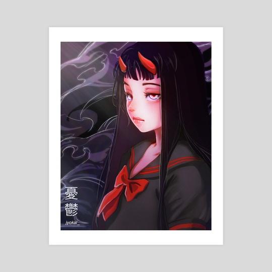 DEPRESSION by Jyokai_