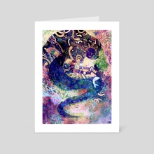 Mami Wata - Art Card by Caitlin Ono