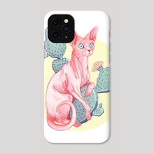 Fragile - Phone Case by Kristina Wiltse