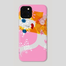 Blue Bird - Phone Case by Nate Williams