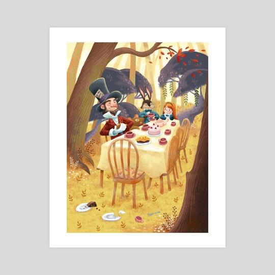 Mad tea party by Miru