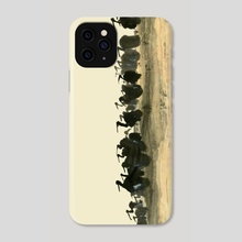 Landscape - 25 - Phone Case by River Han