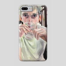 drink - Phone Case by Silvia Knödlstorfer