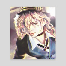 Chuuya - Canvas by Yi Chen Hock