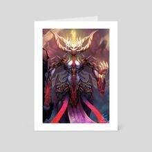Kali 2.0 - Art Card by Joy Solomon