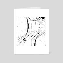 Les Atlantes (117) - Art Card by Lan Prima