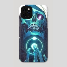 Death - Phone Case by Chun Lo