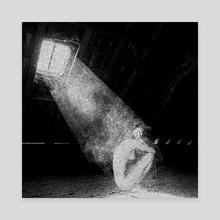 Sorrows - Canvas by Vera Tristitia