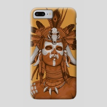 Witch Doctor - Phone Case by Non Vale Art