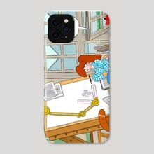 marco and fio - Phone Case by George Mager