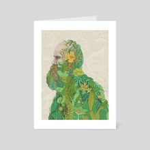 Darwin I - Art Card by Gaby D'Alessandro
