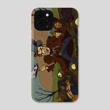 Abraham Lincoln: Vampire Hunter - Phone Case by Frederick Noland