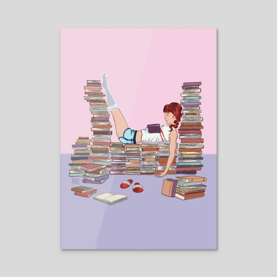 Book Naps by Tracy Orozco
