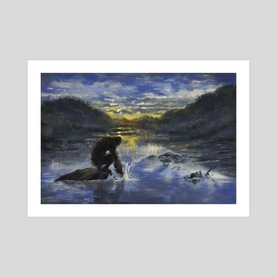 Fishing by Jonathan Dodd