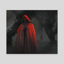 The Decayed - Canvas by Sady M. Izé