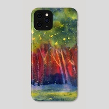 Forest Glow - Phone Case by Megan Richard