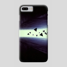 Plastique - Phone Case by Eugene Soloviev