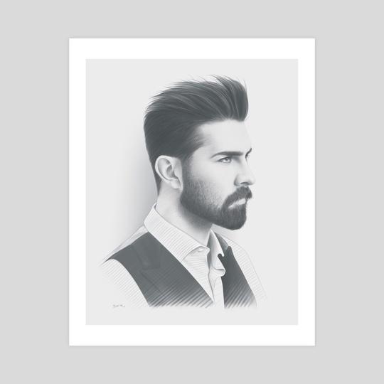 Best Portrait by Moisés Rodríguez