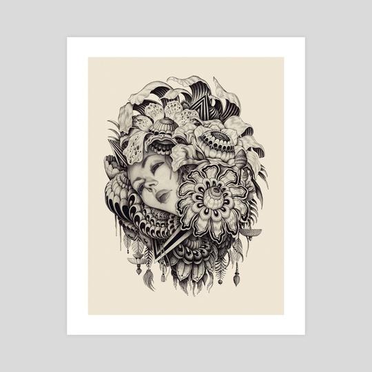 Overgrown by Iain Macarthur