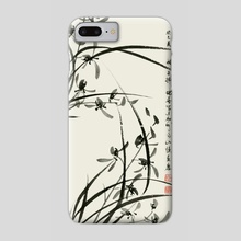 Orchid - 53 - Phone Case by River Han