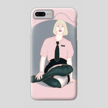 Grab this nasty ball - Phone Case by Ferran Sirvent