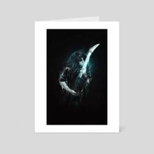 Jason Becker - Art Card by Rafał Rola