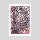 blocked passage - Art Print by sub-tropic