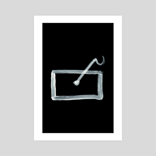 Alchemical Symbols - Fumes Inverted by Wetdryvac WDV
