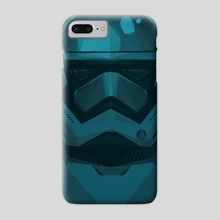 "STARWARS ""The Force Awakens"" Stormtrooper - Phone Case by ANDRESZEN"