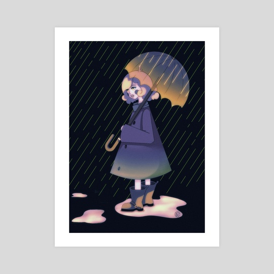 Caught in the Rain by Kae Daly