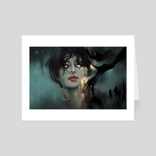 29.08.19 - Art Card by nafja