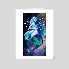 galaxy - Art Card by Lion Wings