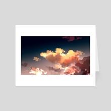 Distant Sky - Art Card by Ghita