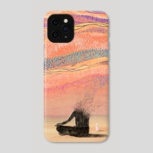 Ego - Phone Case by dadu shin