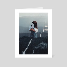 Lost - Art Card by Lerson