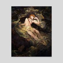 Ascendance - Canvas by Corinne Reid